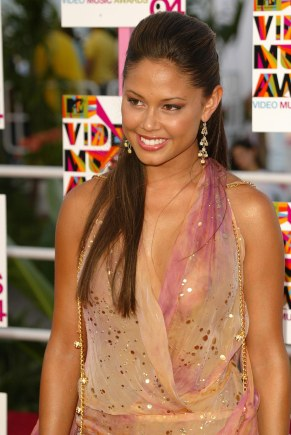 at the 2004 MTV Video Awards Arrivals, American Airlines Arena, Miami, FL 08-29-04