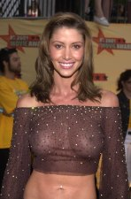 at the 2001 MTV Movie Awards, Shrine Auditorium, Los Angeles, 06-02-01