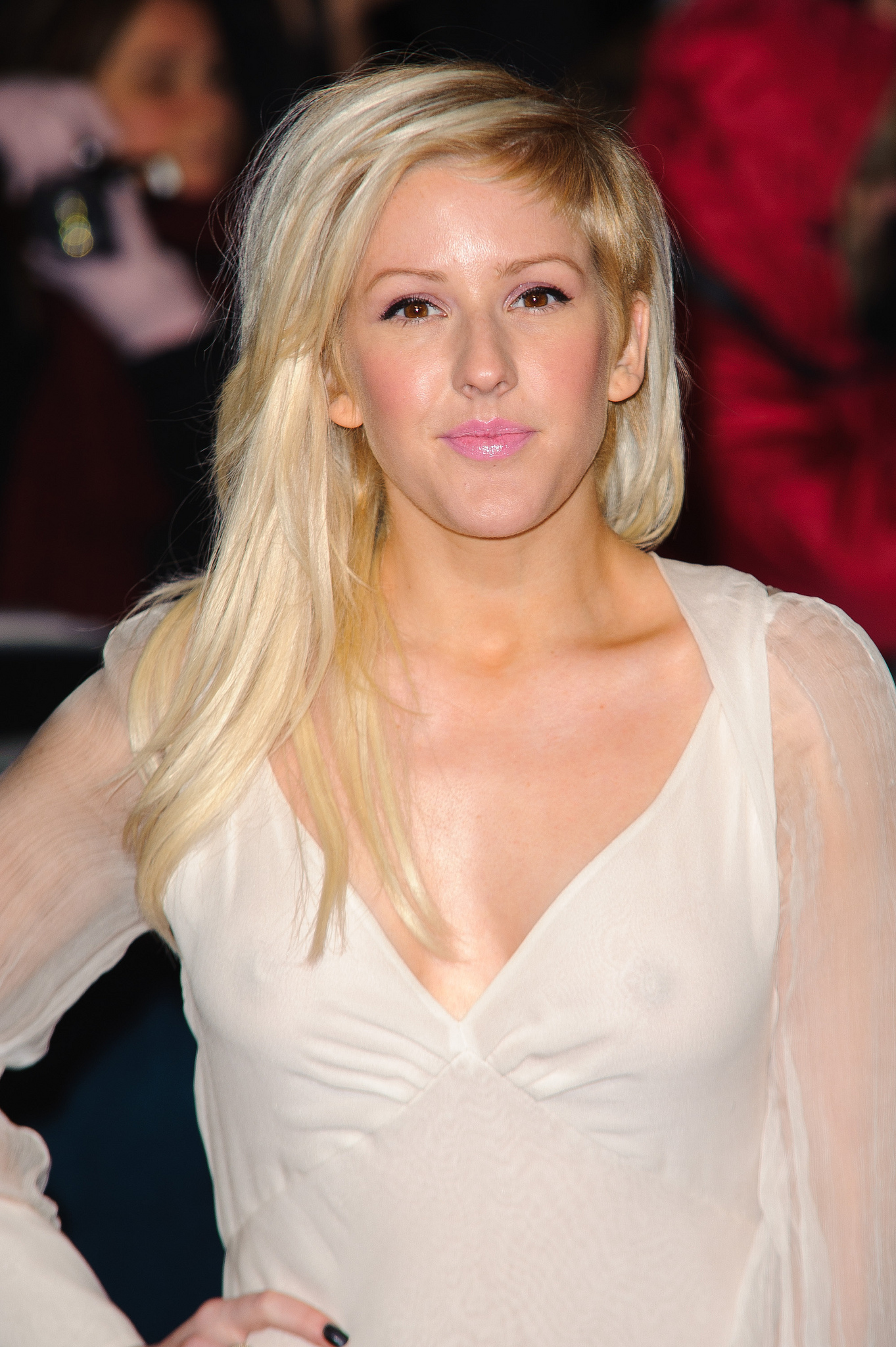 Published August 29, 2013 at 1363 × 2048 in Ellie Goulding @ the
