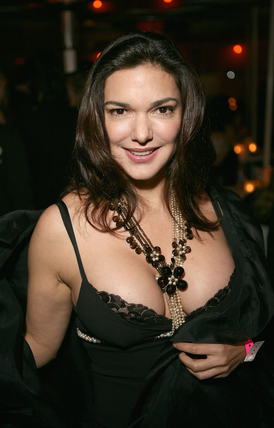 Laura Harring @ Radar Magazine's 1st annual Hollywood launch party