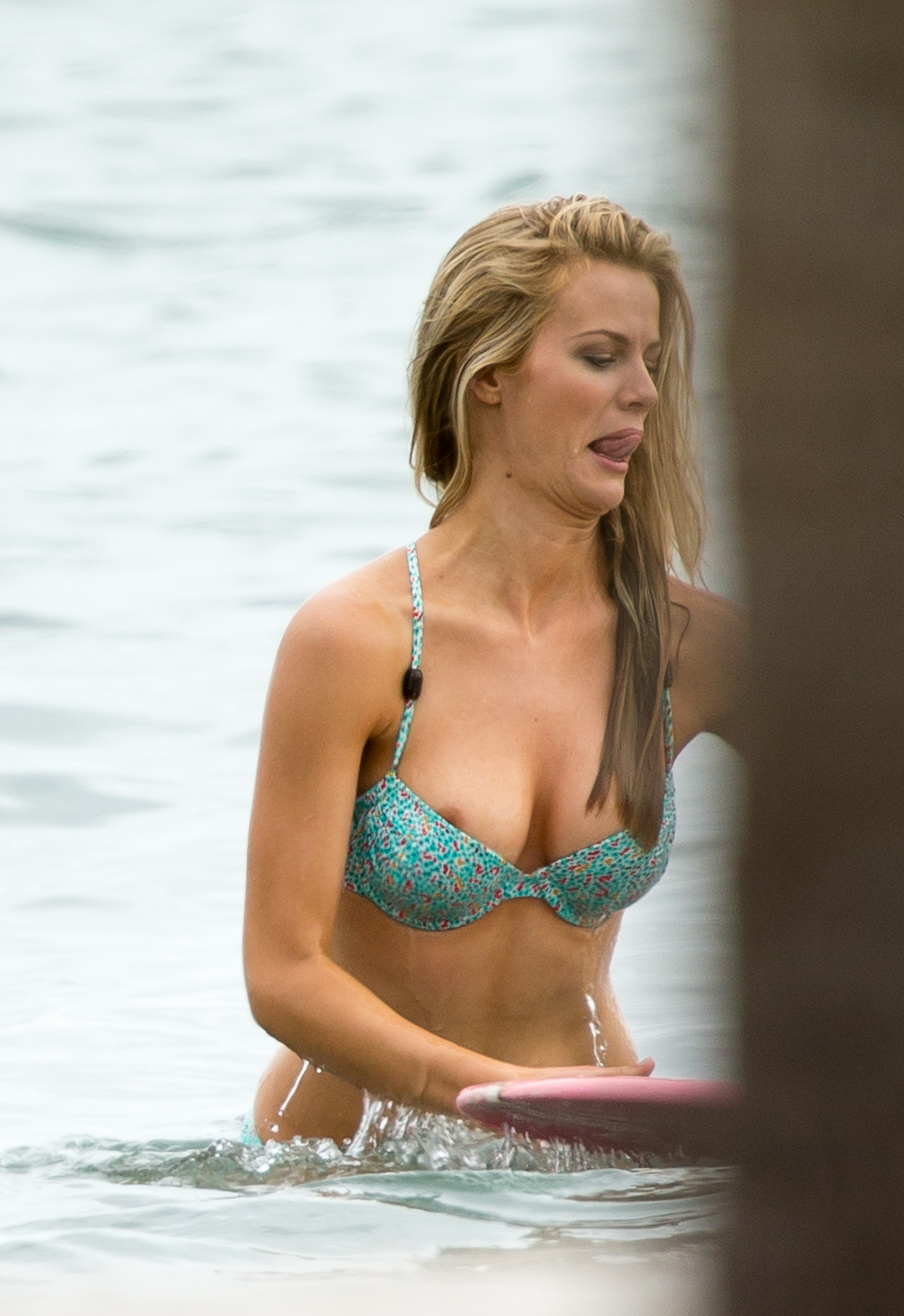 brooklyn decker nude on beach
